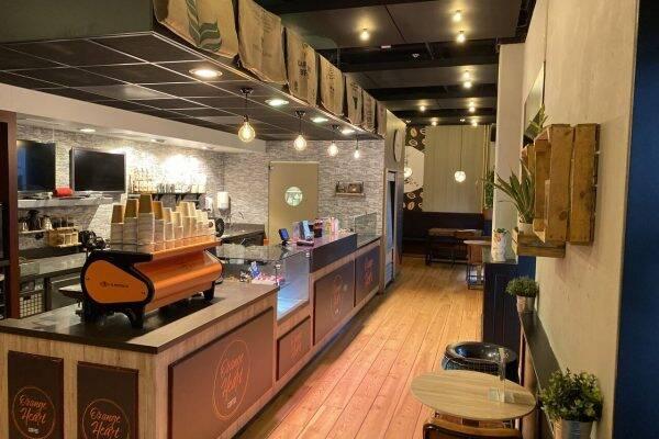 Orange Heart Coffee Amsterdam
