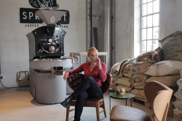 Sprout Coffee Roasters Eindhoven