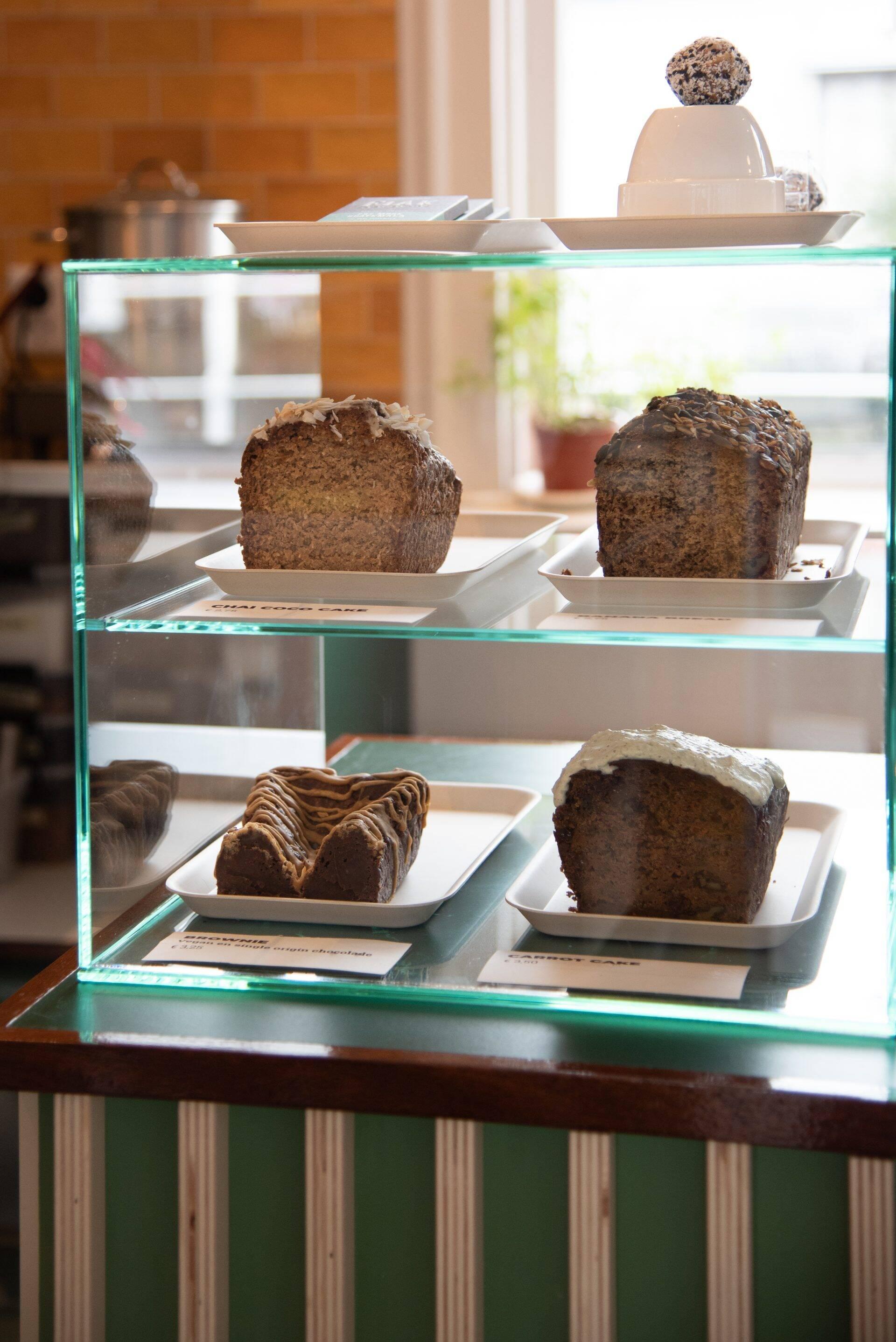 Dagger Coffee Zijdebalen in Utrecht