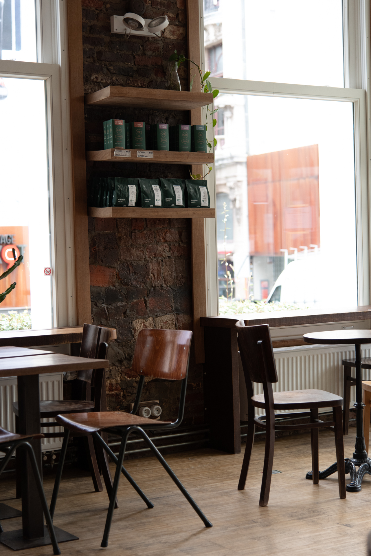 OR Coffee in Gent