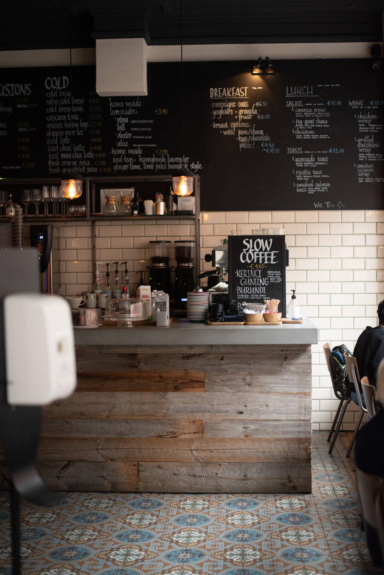 Take Five Espressobar in Gent