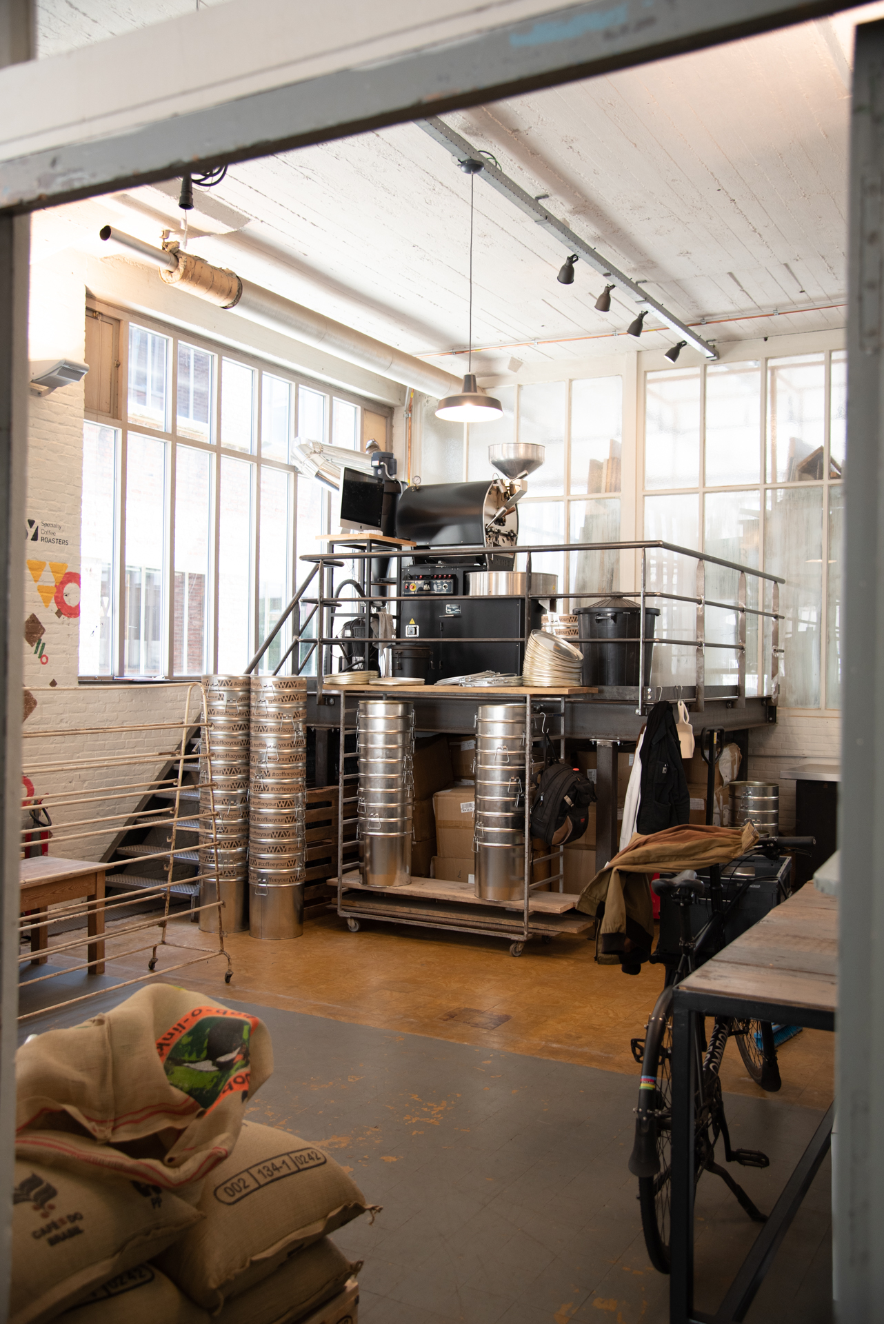 WAY – Specialty Coffee Roasters in Ghent