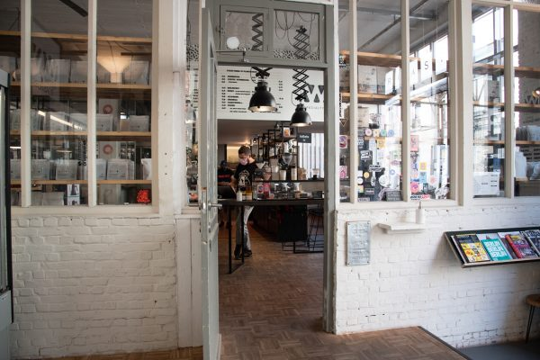 WAY – Specialty Coffee Roasters Ghent