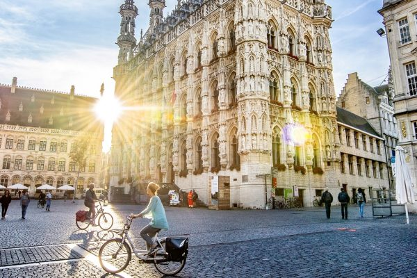 Koffie in Leuven
