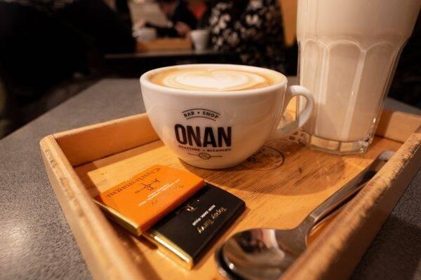 ONAN Coffee Leuven