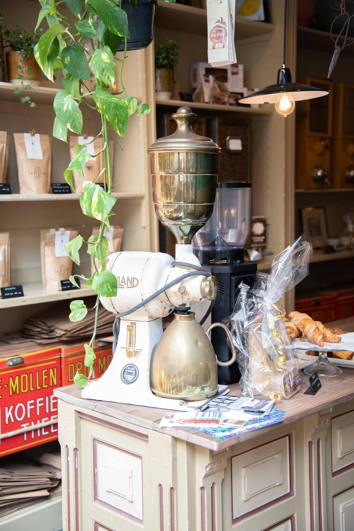 La Jeu Coffee in Den Bosch