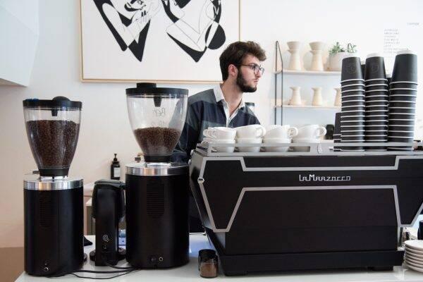The Coffee District – Hendrik Jacobszstraat Amsterdam