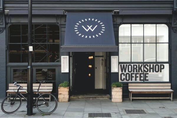 Workshop Coffee – Marylebone Londen
