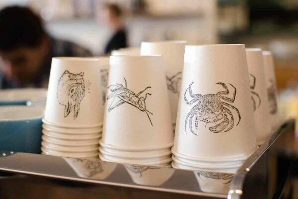 Prufrock Coffee Londen