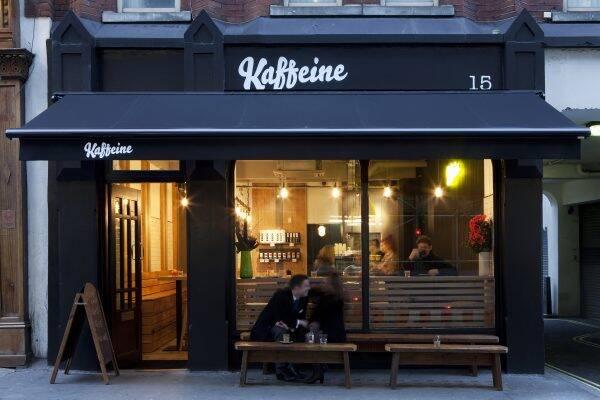 Kaffeine Londen