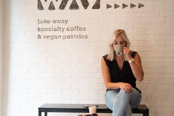 Koffie in Gent