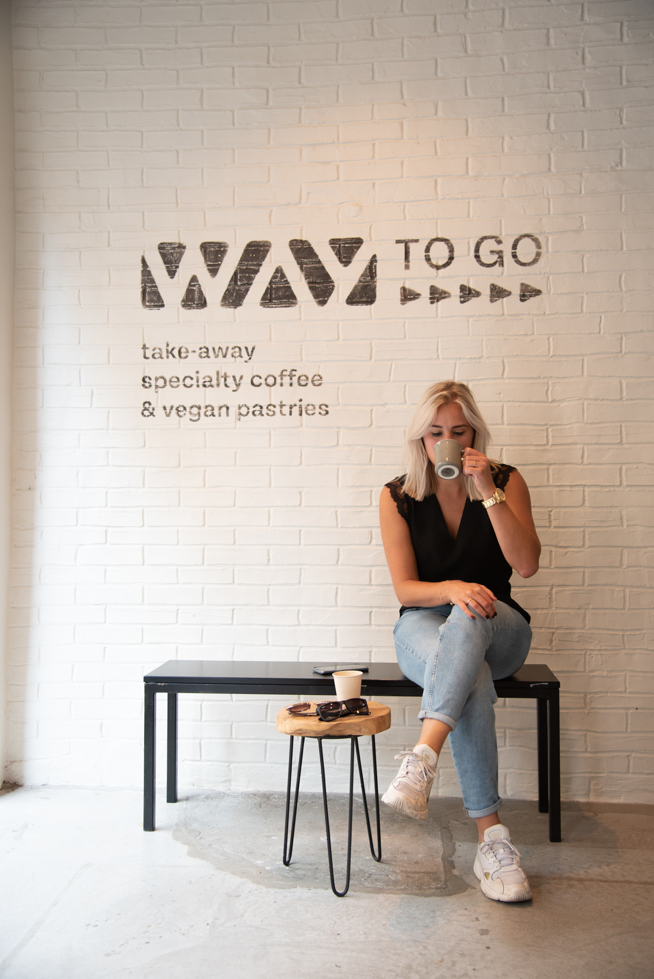 WAY Coffee in Gent