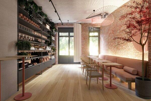 Coffeedesk Kawiarnia – Próżna 7 Warschau
