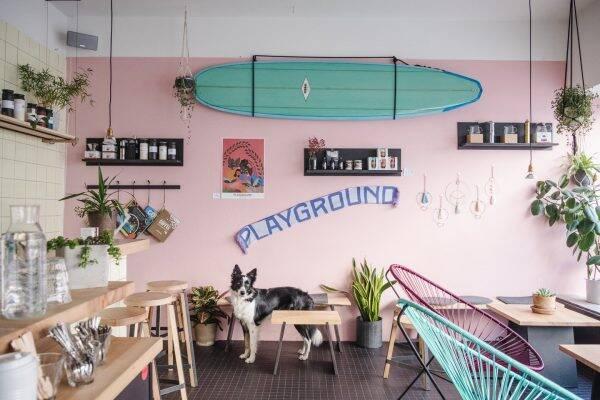 Playground Coffee Hamburg