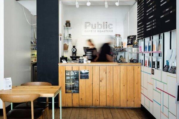 Public Coffee Roasters – Wexstrasse Hamburg