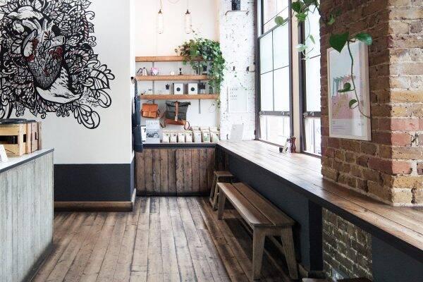 Ozone Coffee Londen