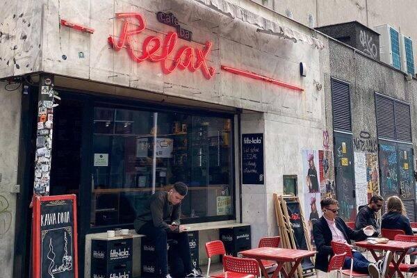 Relax Cafe Bar Warschau