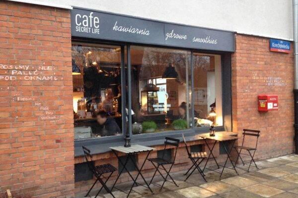 Secret Life Cafe Warschau