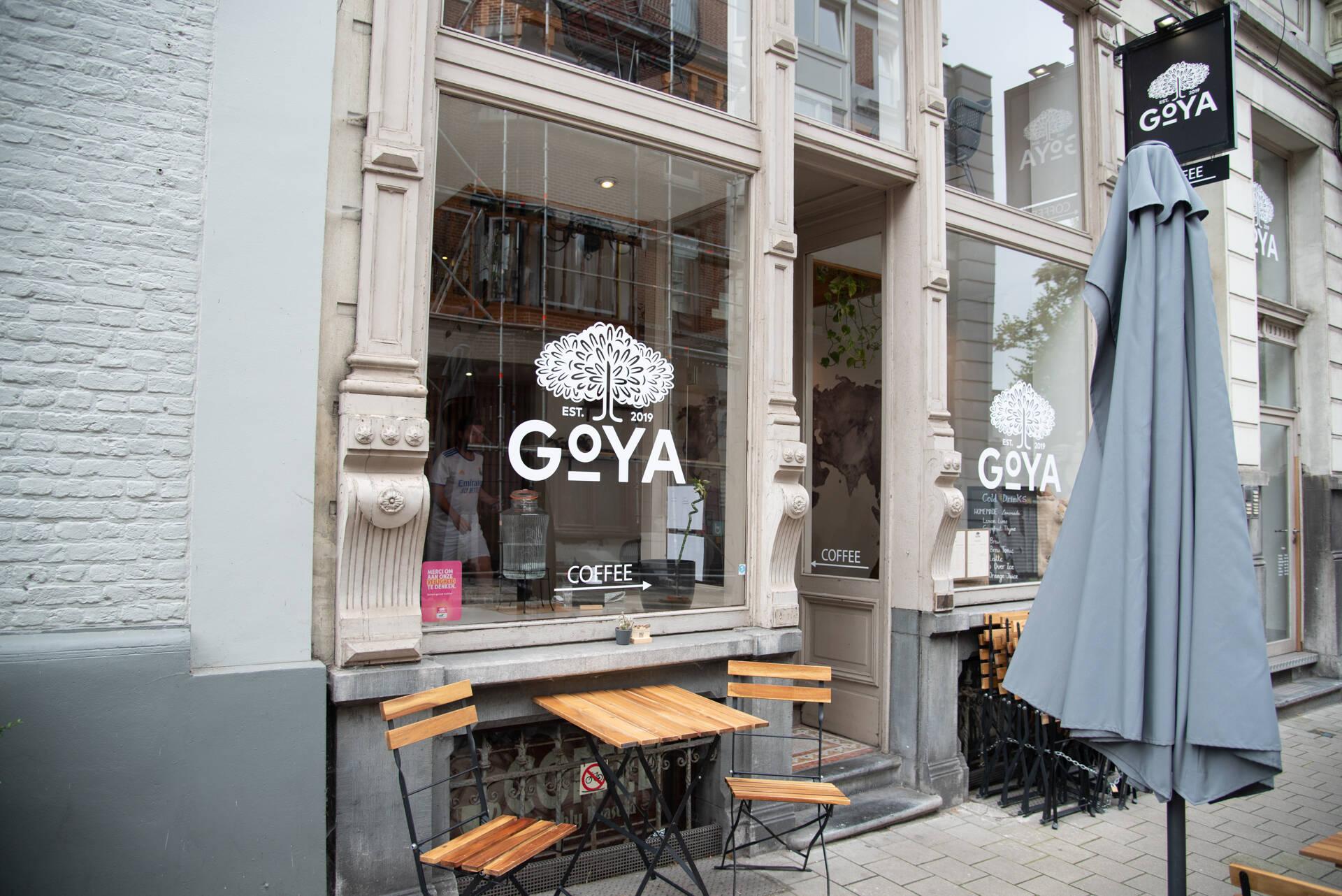 Goya Coffee in Gent