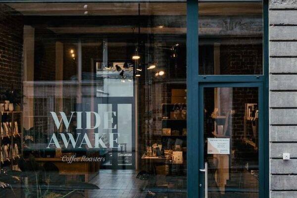Wide Awake Coffee Brussel