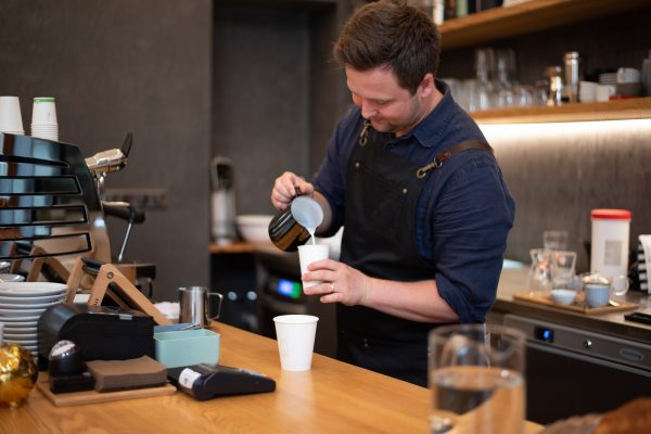 Monogram Espresso Bar Brno