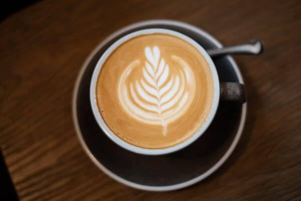 Koffie in Brno