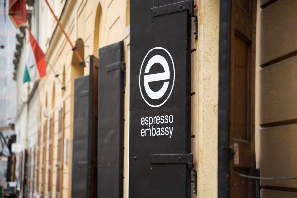 Espresso embassy Boedapest