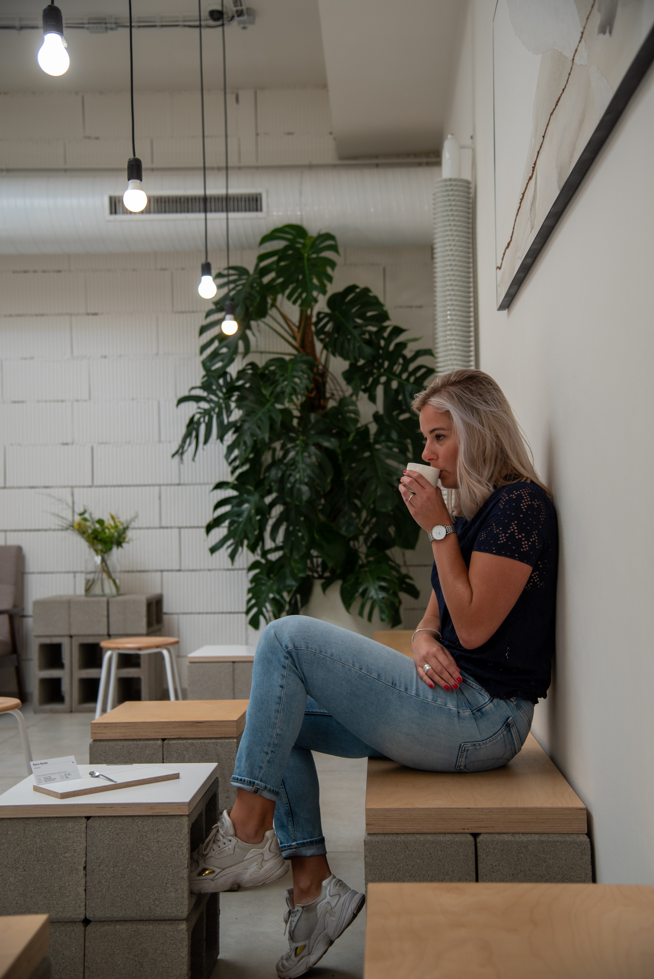 Mazelab Coffee in Praag