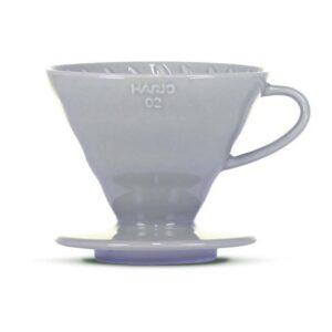 Hario VDC-02-GR-UEX V60 Ceramic Dripper 02 / Grey